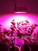 90W LED Grow Light  red blue orange white Hydroponic Grow Light  Indoor Hydroponic System Plant UFO QUAD-BAND  30*3W led light