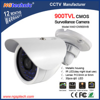 900TVL Surveillance 30 pcs blue LED IR night vision Color  Indoor/outdoor Security  Mini CCTV Camera,free shipping