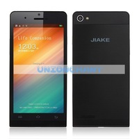 JIAKE P6 MTK6582 Quad Core 1.3ghz, 5.0 Inch OGS Screen,1280*720,Dual SIM,GPS, Air Gesture,Andrioid 4.22,SG free ship