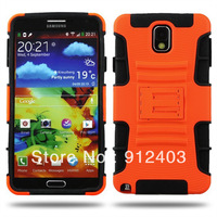 Material is Silicon+PC, nice design special for Samsung Note 3, N9000 case shipping by China Post !