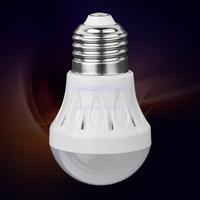 Quality Assurance New Warm White  High brightness E27 AC 220V 3W/9LED  Energy Efficient Led Lamp Bulb 19606