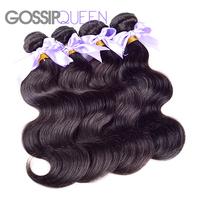 "6A Unprocessed peruvian virgin hair body wave 8""-30"" cheap human hair extension 4 pcs free shipping peruvian body wave"