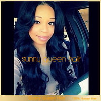 Free Shipping 2015 Fashion 150% Heavy Density Front Lace Wigs Body Wave&Glueless Full Lace Wig With Baby Hair Bleached Knots