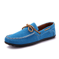 Free Shipping New 2015 Korean Men's British fashion genuine leather casual shoes, Driving Loafers Flats, men's sneakers 39-44