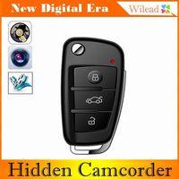 Mini Car Key Shape Night Version Hidden Spy Camera DVR Mini Hidden Camcorder HD Video Resolution AD0037