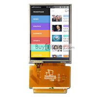 """3.2"""" inch TFT Color LCD Module with Optional Touch Panel Screen,QVGA 240x320 Dots,ILI9320 Controller,MCU Interface,Arduino"""