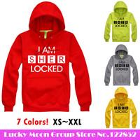 2014 New Fashion Style Mens Hoodies And Sweatshirts Winter Pullover With a hood Fleece Hoodie Sweatshirt Multicolor DIY clothing