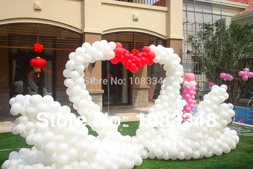 Воздушный шар KDXB 100%, 100pcs/lot & , 10/1,3 KDXB-A1 10inch 1.3g воздушный шар qp 10pcs lot 18 baloes infantil 2081