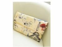 Bags 2015  women's handbag summer vintage national flag envelope clutch bag day clutch messenger bag