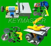 Multifunctional Mini Electric Jade Cutting Machine Grinder  350w 26000 r/min