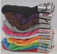 Mix Colors 10 pcs/lot High quality Man Underwear Boxer Shorts Casual Underwear Men Modal Boxers for Men