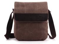 2014 famous brand designer free shipping new arrival vintage canvas shoulder bags for men,mens messenger duffel bag