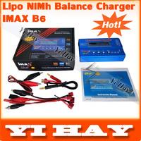 IMAX  B6 80W Digital LCD Lipo NiMh battery Balance Charger