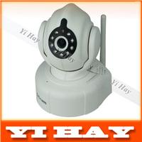 Sricam AP008 Wireless 720P HD Indoor IP Camera  P2P PNP wifi Network security camera IR Cut Pan355 Tilt 120 smart phone view