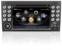 A8,S100, Car DVD GPS Navigation for Benz SLK-Class R171,3G/Wifi,20 V-CDC,DVR,POP