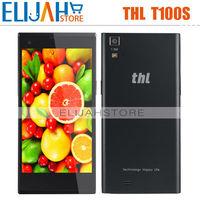 THL T100S Iron Man MTK6592 Octa Core phone 5'' IPS FHD Gorilla Glass Screen 2GB 32GB Android 4.2 Dual SIM Dual Camera NFC OTG