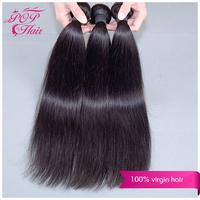 Ali POP Hair filipino virgin hair extension 100% Human hair straight 3pcs lot 2014 New arrival 5A unprocessed virgin hair