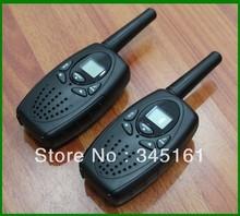 Free shipping 1W long range wireless talkie walkie earpiece two way radio walkie talkie up to