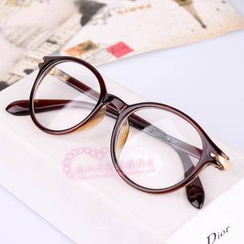 vintage glasses plain glasses myopia eyeglasses frame Модный optical glasses oculos ...