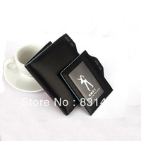 2014 New man wallet designer brand leather woman wallet zipper diamond hasp lady purse with removalbe card holder   2color