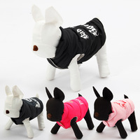 Free Shipping Freeshipping Dog Warm Clothes Pet Apparel Cute Clothing Puppy Winter Coat  Pet Clothes Dog Winter Fashion r Vest