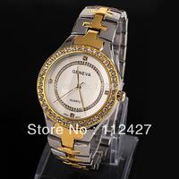 2014 New Women rhinestone watches Free shipping diamond rinestone self-wind watch wristwatch geneva Fashion watch AP032