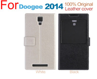 Free Shipping Best Quality Doogee Turbo DG2014 Case Flip Leather Cover For Doogee Turbo DG2014 Cell Phones