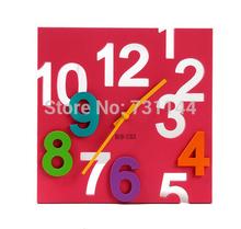 popular square wall clock