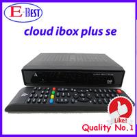 2015 Original Cloud iBox 2 plus se HD Cloud ibox 2 Satellite TV Receiver Support IPTV YouTube WIFI Cloud ibox ii plus