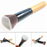 Superfine Powder Makeup Brush Flat High Quality Multifunctional Makeup Brush Professional Cosmetic Tool