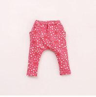 2014 Spring Girls Star Pattern Harem Pants Children's Fashion Bottoming Loose Long Pants Baby Girls's Pink Leggings