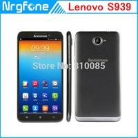 "Original Lenovo S939 Octa Core 6"" MTK6592 1GB RAM 8GB ROM  Mobile Phone IPS 8MP Android 4.2 GPS Dual sim Russian Multi language"