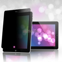 New 2014 Protective Privacy Anti-Spy Screen Protector Cover film guard for Apple for iPad 5 Air tablet 19527
