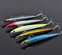 Trulinoya DW23 125mm/28g Quality Plastic Crank fishing lures fishing hard bait