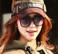 Fashion joker lady flatcap colorful ethnic style belt buckle peaked cap four colors for choose M0005