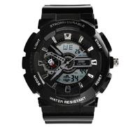 SKmei Casual Men Sports Watches Multifunctional Quartz Digital Jelly Watch 30m Waterproof Women Dress Wristwatches