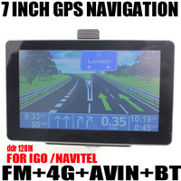 "7""  Capacitive GPS NAVIGATOR /NAVIGATION+tablet PC  ANDROID4.4+WIFI+ddr3 512M+1.5GHZ+8GB+2014 EUROPE MAP for tomtom/ for igo"