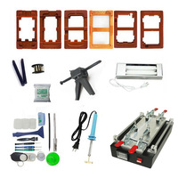 "7"" LCD Display Touch Screen Glass Separator Repair Machine Tools Kit"