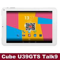 Phone call tablet pc Cube U39GTs Talk9 1GB RAM 16GB ROM Android 4.2 MTK8389T 1.5GHz GPS Bluetooth tablet