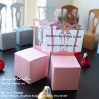 Free Shipping 408pcs Wedding favor boxes TH005-B0, Pink