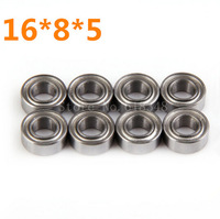 8P/Set Bearing 8P 16*8*5mm HSP 85763 For Himoto Redcat rc model 1:8 Off-Road Nitro Truck 94885 94886 Free Shipping