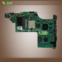 Free shipping for HP DV6 DV6T DV6-3000 laptop motherboard 595133-001 AMD Non-integrated DDR3 DA0LX8MB6D1 31LX8MB0050