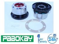 NEW ARRIVAL  for Nissan G Q, 4x4 Pick Up IFS, Patrol 90 4wd free locking hubs B021HP AVM445HP