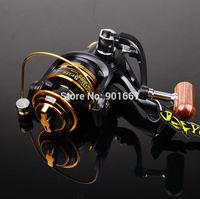New Full Metal Fishing Reels 10BB Ball Bearings Type Reel Left Right Hand Interchangeable Spinning Reel 5.1:1