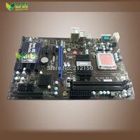 Free Shipping 90% new for Planetesimal MSI P41-C33 P41 Desktop motherboard LGA775 needles DDR3 8G ATX