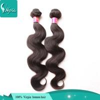 brazilian virgin hair body wave 2pcs lot 6A unprocessed brazilian weave bundle 100% real human hair wavy natural black hair sale