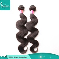 brazilian virgin hair body wave 2pcs lot 6A unprocessed brazilian weave bundle 100% real human hair wavy natural black hair sale