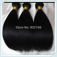 Muse Hair:Fast Free Shipping100% Cheap Peruvian Virgin Human Hair Extensions100g/pc 3pcs 2pcs 1pc lot Top Quality Hair Weave