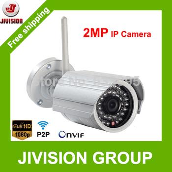 Ip камера 1080 P 2MP IPcam беспроводной безопасности wifi-мегапиксельная на открытом ...
