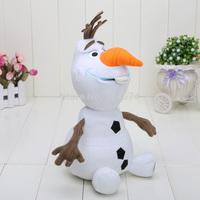 Frozen Lovely OLAF the Snowman Plush Doll Stuffed Toy 25cm